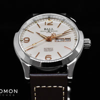 Engineer III Ohio Off-White Ref. NM9126C-L14J-GY - 904L Steel