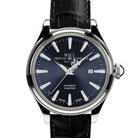 Trainmaster Eternity Blue Ladies - Leather - Ref. NL2080D-LJ-BE
