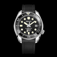 Seiko MarineMaster 300m (CB03) - Curved End Rubber Strap