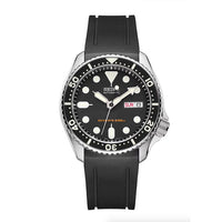 Seiko SKX Series (CB05) - Curved End Rubber Strap