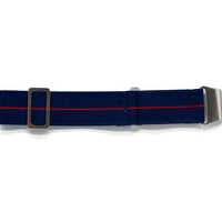Nautical Red Élastique Strap