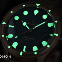 Tropic Diver Bronze Green - Limited Edition 100 - SOLD OUT