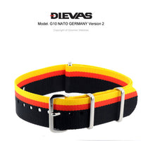 Germany V2 NATO G10 Military Nylon Strap