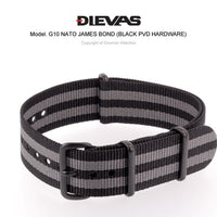 James Bond NATO G10 Military Nylon Strap (PVD)