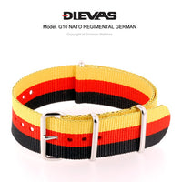 Germany NATO G10 Military Nylon Strap
