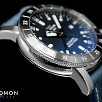 Airman 44 Horizon GMT - Leather Ref. GL0054