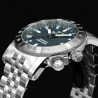 Airman 42 Grey GMT - Bracelet Ref. GL0065