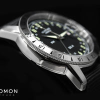 "Airman ""DC 4"" GMT Black Ref. GL0071"