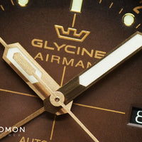 Airman 44 Horizon GMT Bronze Ref. GL0166