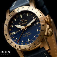Airman 44 Horizon GMT Bronze Ref. GL0167