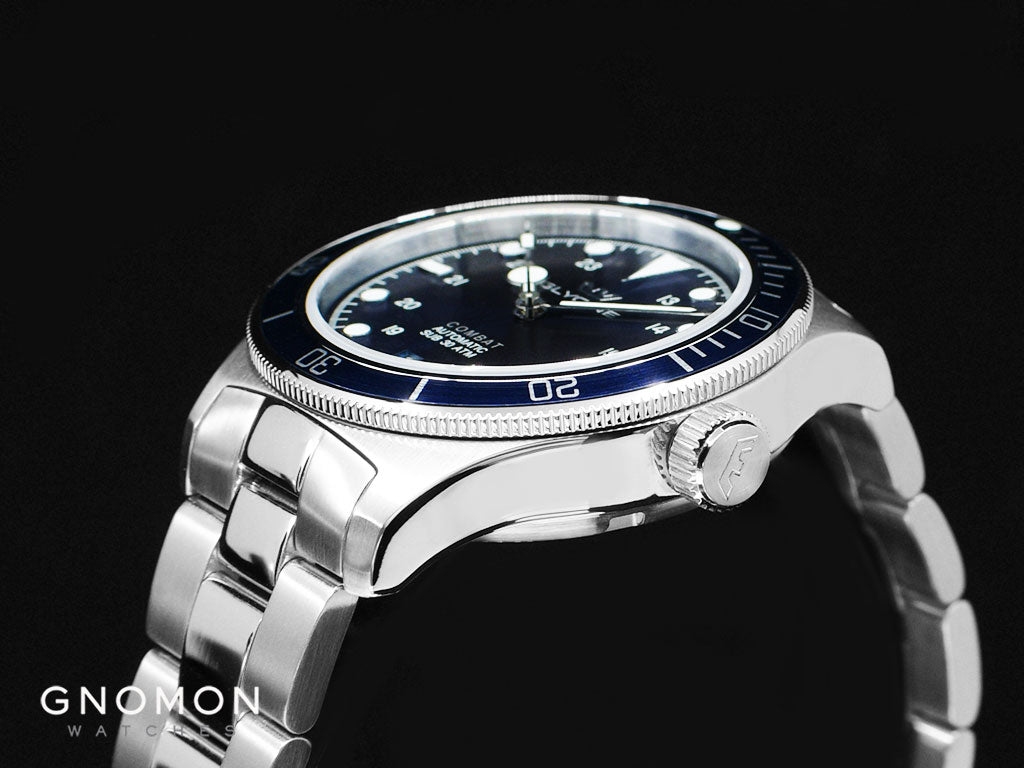 Stainless Steel Watches - Glycine Combat SUB 36