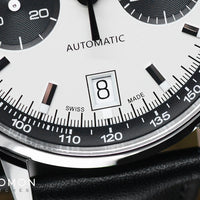 Intra-Matic Chronograph White Ref. H38416711