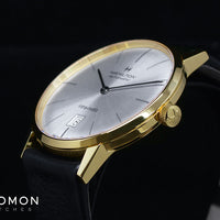 American Classic Intra-Matic Auto Gold - Leather Ref. H38475751