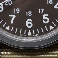 Khaki Field Mechanical Handwinding Brown 38 Ref. H69439901