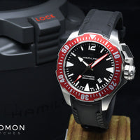 Khaki Navy Frogman Red - Rubber Ref. H77725335