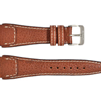 Le Jour Mark I Brown Leather Strap