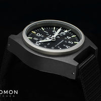GPM Government Black Mechanical Ref. WW194003BK