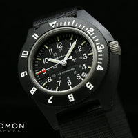Pilot's Navigator Government Black Ref. WW194013-S-BK-B
