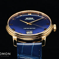 Baroncelli Big Date Blue - Ltd Ed 2020pcs Ref. M027.426.36.043.00