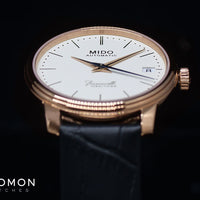 Baroncelli Heritage Lady Rose Gold - Leather Ref. M027.207.36.260.00