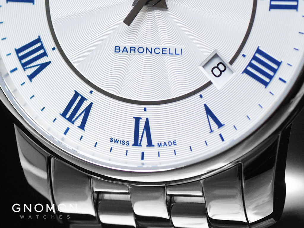 Watces for Couple: The Dial of Mido Baroncelli Roma