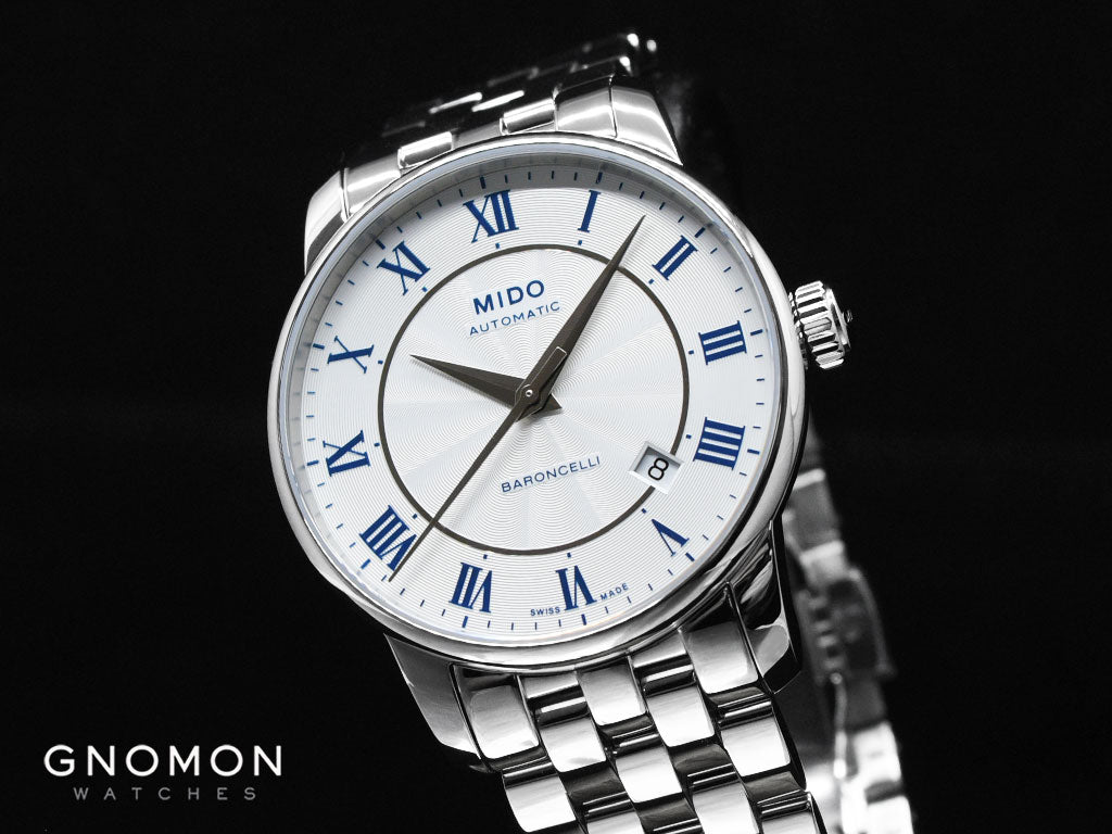 Watches for Couples: Mido Baroncelli Roman