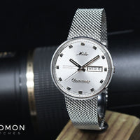 Commander 1959 Datoday Silver Ref. M8429.4.C1.11