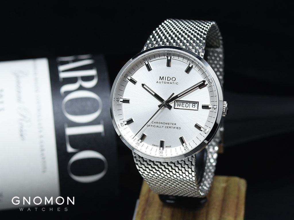 Mido Watches as Anniversary Gift Ideas for Him