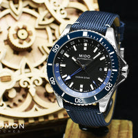 Ocean Star GMT Blue Ref. M026.629.17.051.00