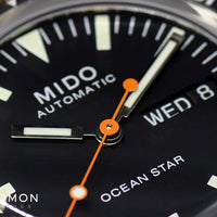 Ocean Star Tribute Black Ref. M026.830.11.051.00