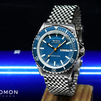 Ocean Star Tribute Blue Ref. M026.830.11.041.00