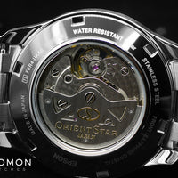 Contemporary Semi Skeleton Anthracite Ref. RK-AT0009N
