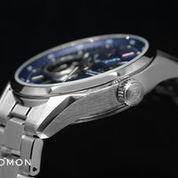 Contemporary Modern Skeleton Blue Ref. RK-AV0004L