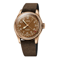 Big Crown Bronze Pointer Date Ref. 01 754 7741 3166-07 5 20 74BR