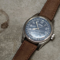 Big Crown Pointer Date Blue Ref.  01 754 7741 4065-07 5 20 63