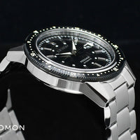 Presage Crown Automatic Black - Ltd Ed 1964pcs Ref. SARX073