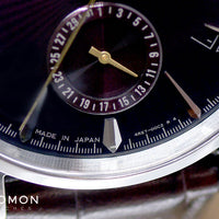 "Presage Automatic Cocktail Power Reserve ""Black Cat Martini"" Ref. SARY135 / SSA393J1"