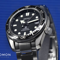 "Prospex 200M Automatic Black ""Baby MM"" Ref. SBDC061"