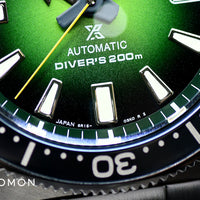 Prospex 200M Automatic Green Sea Special Edition Ref. SBDC077