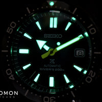 Prospex 200M Automatic Darth 62MAS Ref. SBDC085