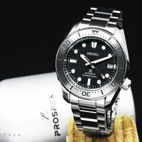"Prospex 200M Automatic Black ""Baby MM Reduced"" Ref. SBDC125"