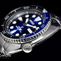 Prospex Turtle 200M Automatic Black/Blue Ref. SBDY013
