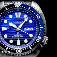 "Prospex ""Save The Ocean"" Turtle Black 200M Automatic Ref. SBDY027 / SRPD11J1"