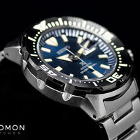 Prospex Monster Blue Vintage 200M Automatic Ref. SBDY033