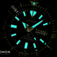 Prospex Monster Black Vintage 200M Automatic Ref. SBDY035