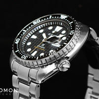 Prospex King Turtle 200M Automatic Black Ref. SBDY049