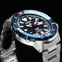 Prospex PADI Monster Blue 200M Automatic Ref. SBDY057