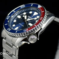 "Seiko 5 Sports ""Sports Style"" Blue/Red Ref. SBSA003"