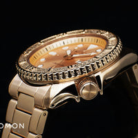 "Seiko 5 Sports ""Sports Style"" Rose Gold Ref. SBSA064"