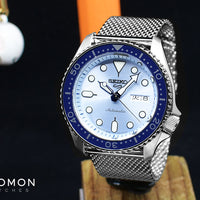 "Seiko 5 Sports ""Suits Style"" Blue Ref. SBSA069"